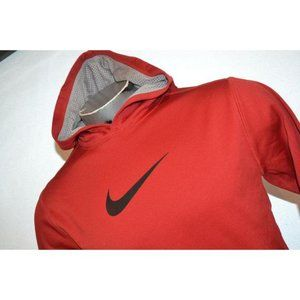 10280 Kids Boys Nike Hoodie Size XL Red